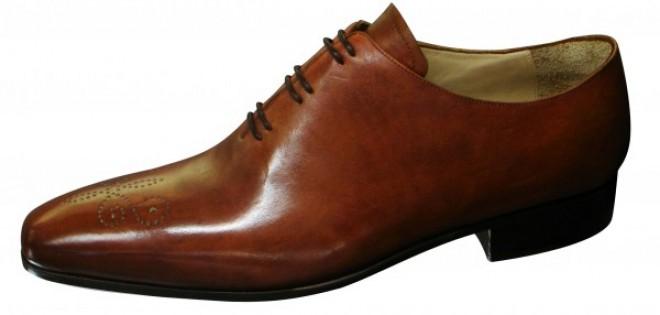 chaussure sur mesure pour homme Derville