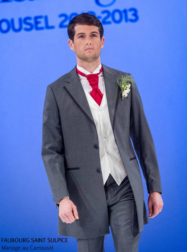 costume de mariage