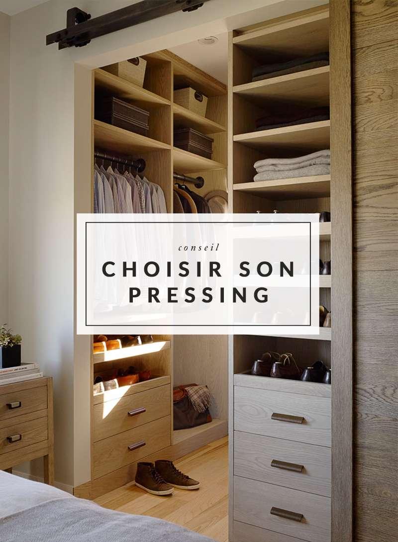 Conseil - Choisir le bon pressing - The Men Times par Faubourg Saint Sulpice - Photo: Jute Designer