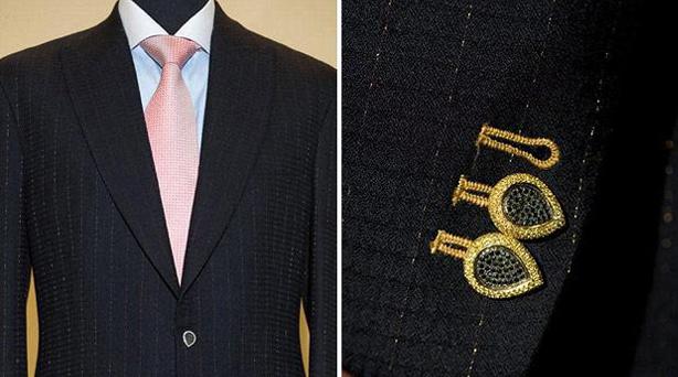 costume le plus cher au monde