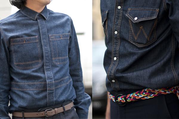 denim jean tendances style mode homme