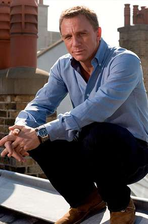 Style - Les acteurs les mieux habillés - The Men Times par Faubourg Saint Sulpice - Daniel Craig