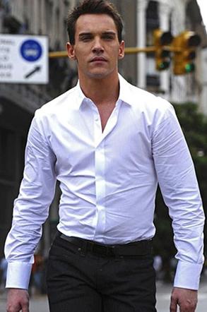 Style - Les acteurs les mieux habillés - The Men Times par Faubourg Saint Sulpice - Jonathan Meyers