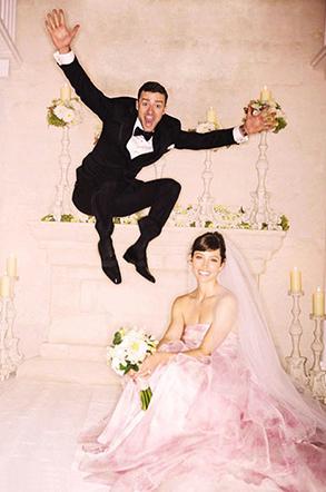 Mariage de célébrités - The Men Times par Faubourg Saint Sulpice