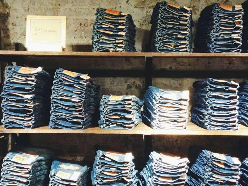 Faubourg Saint-Sulpice - Le jean