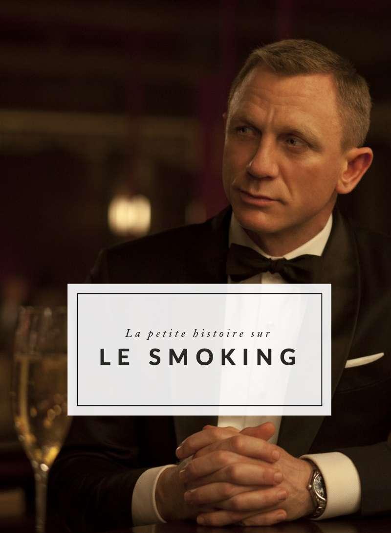 Faubourg Saint-Sulpice - L histoire du smoking 00f6ed14869