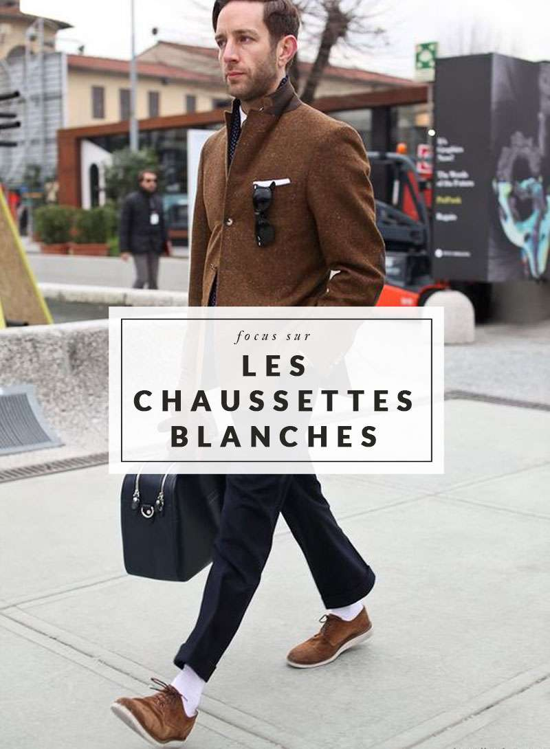 Faubourg Saint-Sulpice - Les chaussettes blanches