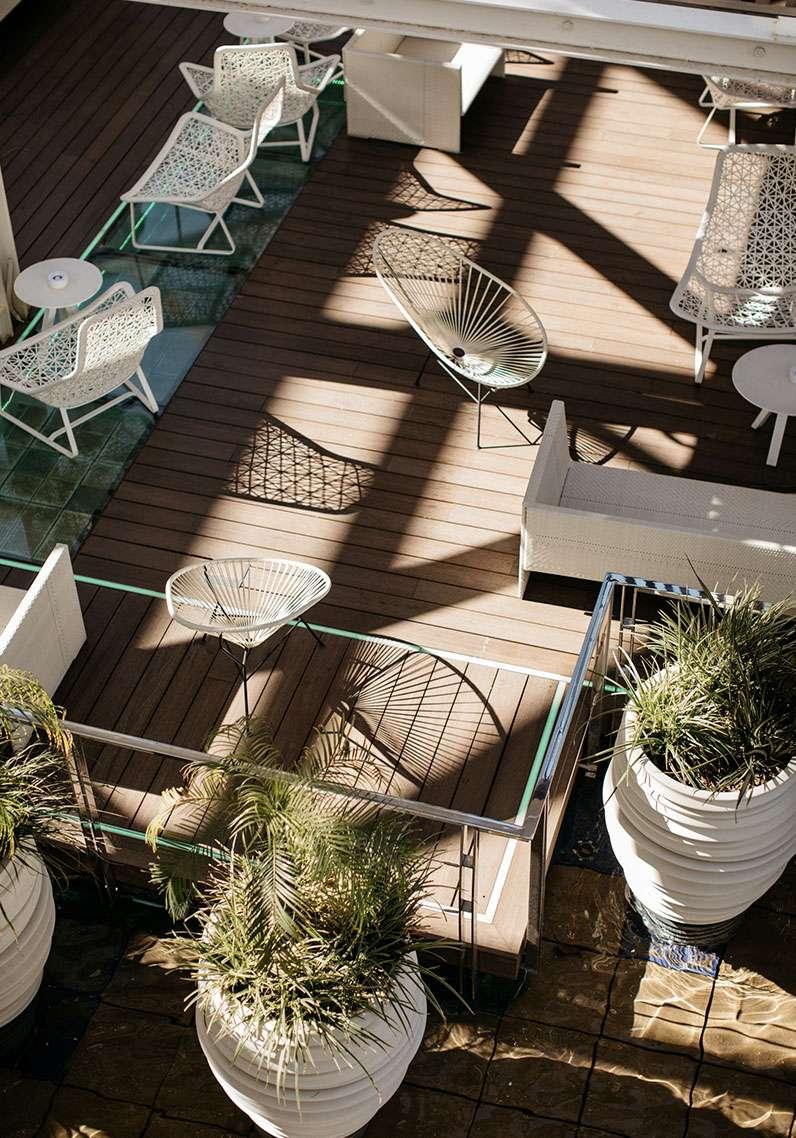 terrasse barcelone été